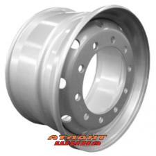 Купить грузовые диски Jantsa 10х335 ET120 DIA281 дисковые тормоза