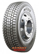 Купить грузовые шины Bridgestone M729